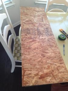 cornice plywood